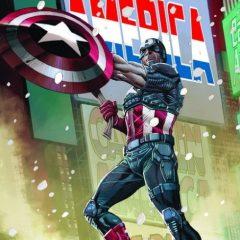 'Capitán América de Rick Remender 2. El clavo de hierro', segundo año, segundo acto