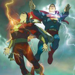 'Superman/Shazam: Primer trueno', compases iniciales