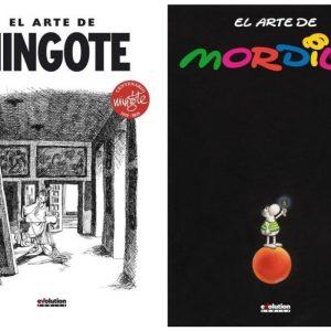 Mingote y Mordillo, mucho arte para tan poco papel