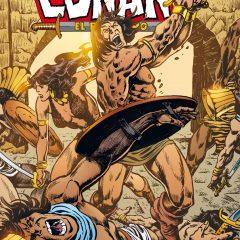 'Conan El Bárbaro Integral 3', cuando zarpa el amor