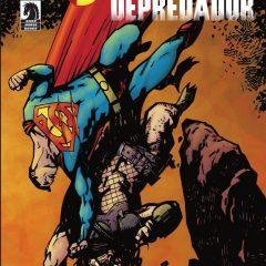 'Superman contra Depredador', choque de alienígenas