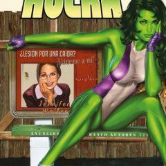 'Hulka de Dan Slott vol.2', un final demasiado prematuro
