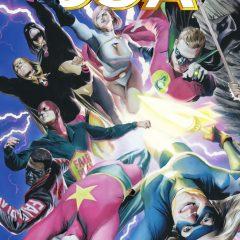 'JSA de Geoff Johns Volumen 8', se apagó la magia