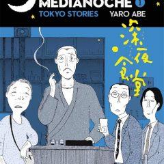 'La cantina de medianoche 1. Tokyo stories', relatos cotidianos