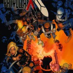 'La Imposible Patrulla-X v.5: Contra S.H.I.E.L.D', variedad…incontenible variedad