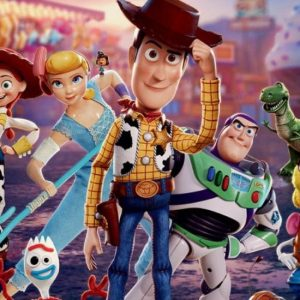 'Toy Story 4', <i>once more with feeling</i>