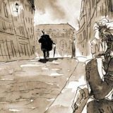 'La divina comedia de Oscar Wilde', Isusi en clave Allen