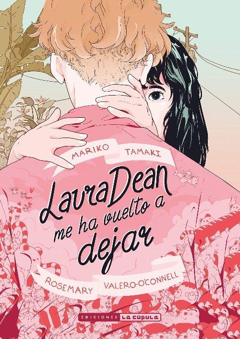 Portada de Laura Dean me ha vuelto a dejar