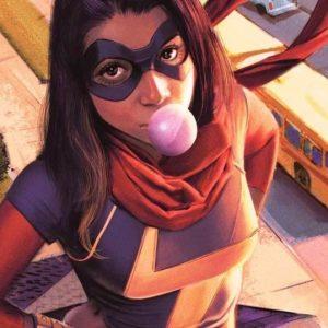 'Ms. Marvel 1. Fuera de lo normal', poderosa savia nueva