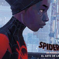 'Spider-Man. Un nuevo universo. El arte de la película', asombro visual