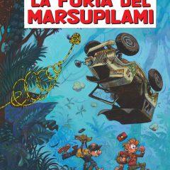 'Spirou y Fantasio 55: La furia del marsupilami', señales de agotamiento