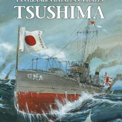 'Las grandes batallas navales. Tsushima', mecha para la revolyútsiya