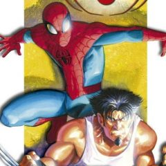 'Ultimate Spiderman 3. Ultimate Marvel Team-Up', recorriendo un nuevo universo