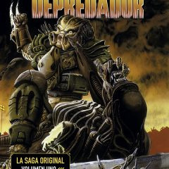 'Aliens versus Depredador: La Saga Original Volumen 1', duelo de cazadores