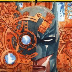 'Batman. Puertas de Gotham', una pequeña historia que quiere ser más