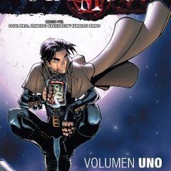 'Crimson. Volumen uno', el vampiro de Cliffhanger!