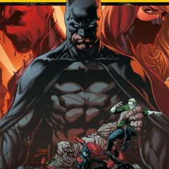 'Batman. Detective Comics: El sindicato de víctimas', a MÁS