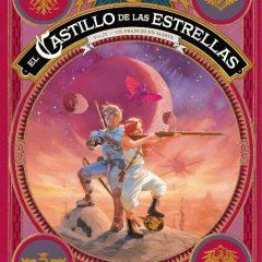 'El castillo de las estrellas  vol.IV. Un francés en Marte', digno hijo de Verne y Burroughs