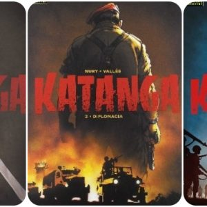 'Katanga', diamantes de sangre