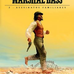 'Marshal Bass 2. Asesinatos familiares', con personalidad