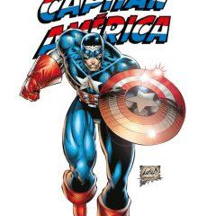 'Heroes Reborn: Capitán América', a la manera de Rob