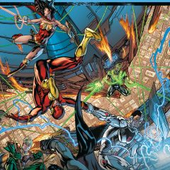 'Liga de la Justicia Volumen 2: Estallido', progresa adecuadamente