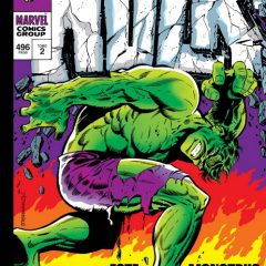 'Marvel Gold El Increíble Hulk Vol. 2: Este Monstruo Desatado', tan simple como delicioso