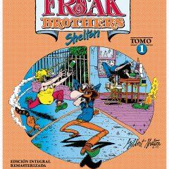 'Los Fabulosos Freak Brothers Tomo 1', primeros pasos del comix