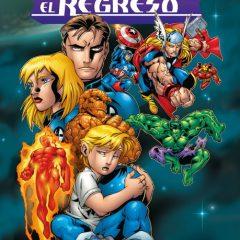 'Heroes Reborn: El Regreso', bienvenidos a casa