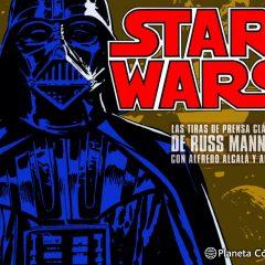 'Star Wars – Las Tiras de Prensa Clásicas de Russ Manning con Alfredo Alcalá y Amigos', autor galáctico
