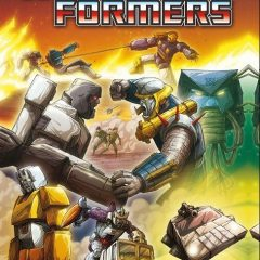 'Transformers Clásicos UK Volumen 3', marcando territorio