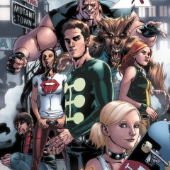 'Marvel Collection – Investigaciones Factor-X Vol. 2: Problemas Múltiples', dejen hacer a David