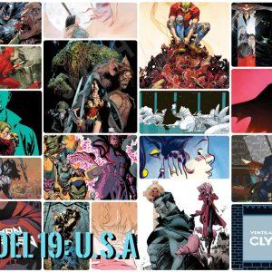 19 del 2019 (I): el cómic estadounidense
