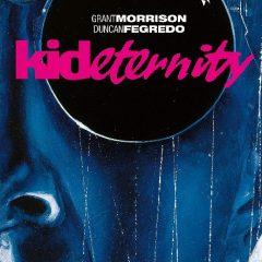 'Kid Eternity', Morrison en modo Barker, Fegredo en modo McKean
