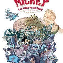 'Mickey a lo largo de los siglos', alocado divertimento