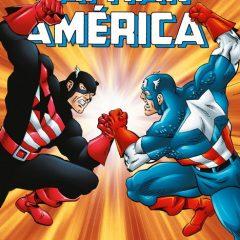 'Marvel Héroes Capitán América de Mark Gruenwald: El Capitán', dos por el precio de uno