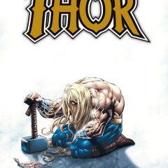 '100% Marvel HC Thor: Sin Previo Aviso', descafeinada despedida