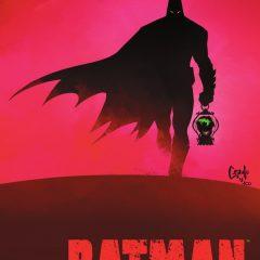 'Batman: El Último Caballero de la Tierra Volumen 1', this is the end
