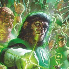 'Green Lantern / Planeta de los Simios', ¿en serio? Sí, y además funciona