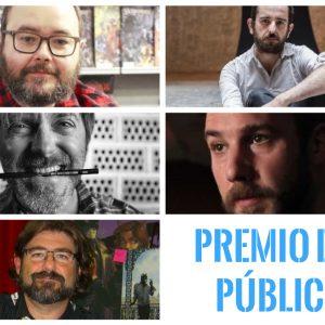 Premio del Público: Vota al Mejor Dibujante Español de 2019