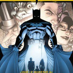 'Batman: ¿Qué le Sucedió al Cruzado de la Capa?', Gotham se echa un sueñecito