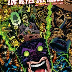 'Batman: Los Reyes del Miedo', sí, más de lo mismo…¿y?