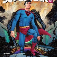 'Superman Año 1 – Libro Uno', sobran las palabras