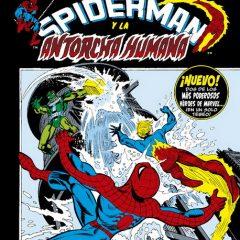 'Marvel Gold Marvel Team-Up Volumen 1: La Guerra del Mañana', con amigos todo es mejor