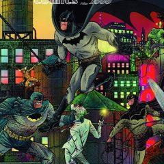 'Batman. Detective Comics 1000', un abuelo llamado Bruce Wayne