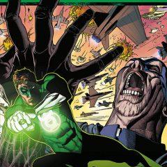 'Green Lantern vol. 02: Sin miedo', los primeros pasos del camino
