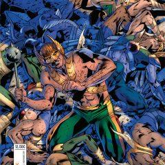 'Hawkman Volumen 2: Cataclismo', vuelo por todo lo alto