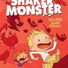 'Shaker monster. ¡Sálvese quien pueda!', alimento para la imaginación
