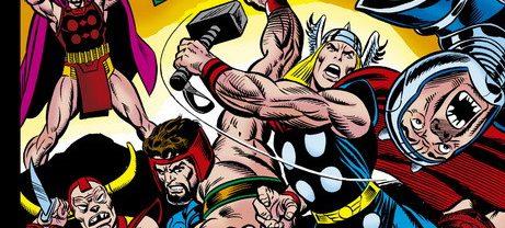 'Marvel Gold Thor Vol. 6: ¡La Batalla a las Puertas del Infierno!', juerga de dioses