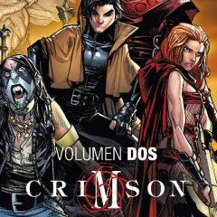 'Crimson. Volumen dos', un peliagudo asunto llamado conclusión